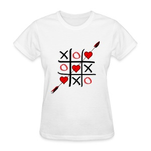 tic tac toe ver2 - Women's T-Shirt