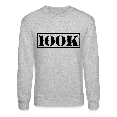 Top Secret 100K Men's Crewneck Sweatshirt - Crewneck Sweatshirt