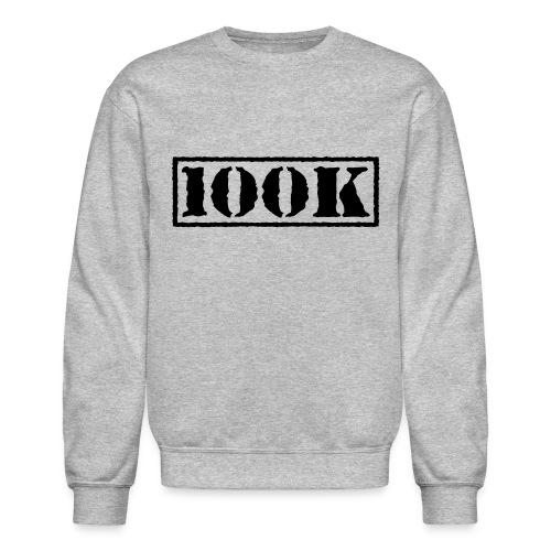 Top Secret 100K Men's Crewneck Sweatshirt - Crewneck Sweatshirt