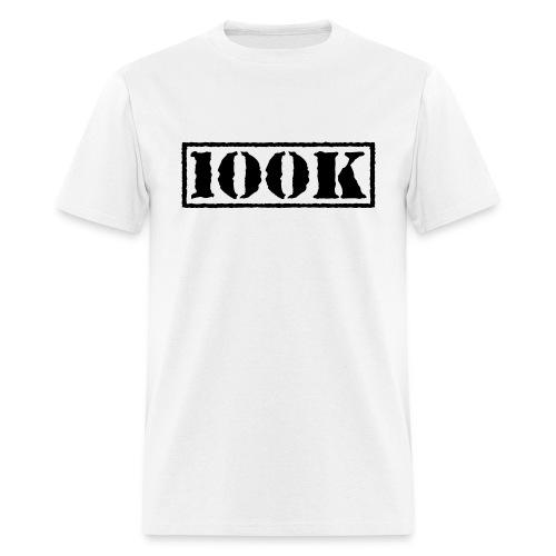 Top Secret 100K Men's Standard T-Shirt - Men's T-Shirt