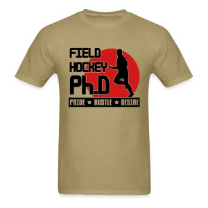 Field Hockey PH.D Men's Standard Weight T-Shirt - Men's T-Shirt