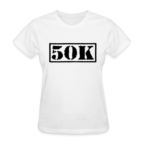 Top Secret 50K Women's Standard T-Shirt - Women's T-Shirt