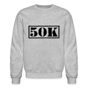 Top Secret 50K Men's Crewneck Sweatshirt - Crewneck Sweatshirt