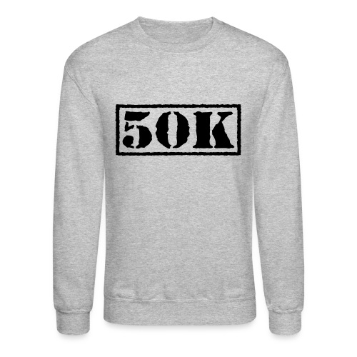 Top Secret 50K Men's Crewneck Sweatshirt - Crewneck Sweatshirt