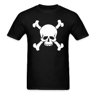 T-Shirts ~ Men's T-Shirt ~ Skull & Crossbones