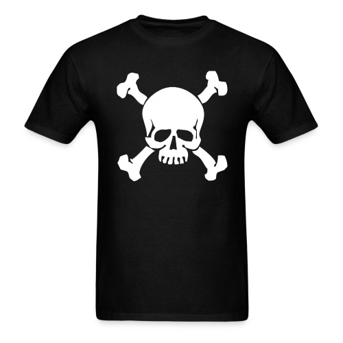 Skull & Crossbones - Men's T-Shirt