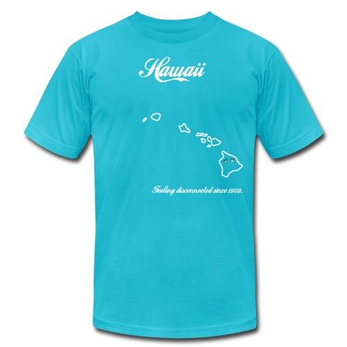 Hawaii - Feeling Disconnected - Men's Fine Jersey T-Shirt
