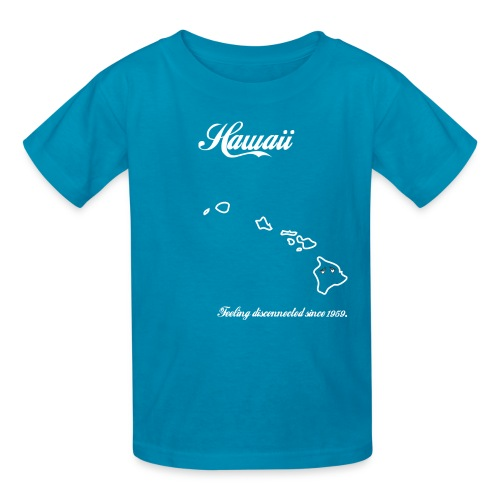 Hawaii - Feeling Disconnected - Kids' T-Shirt