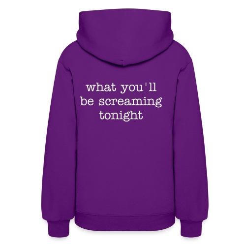 my name is - Women's Hoodie