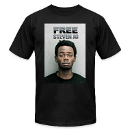 T-Shirts ~ Men's T-Shirt by American Apparel ~ FREE Steven Jo
