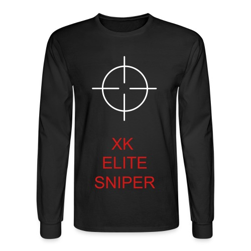 XK SNIPER - Men's Long Sleeve T-Shirt