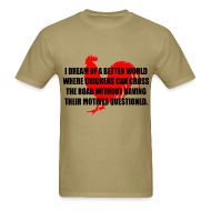 T-Shirts ~ Men's T-Shirt ~ None Of Your Damn Business