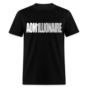 Jay Park - AOM1LLIONAIRE (Grey) - Men's T-Shirt