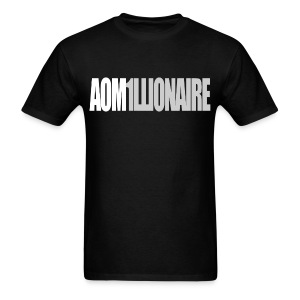 Jay Park - AOM1LLIONAIRE (Grey) - Men's T-Shirt