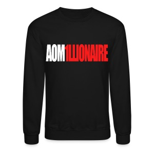 Jay Park - AOM1LLIONAIRE (Red) - Crewneck Sweatshirt