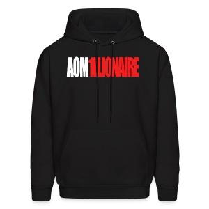Jay Park - AOM1LLIONAIRE (Red) - Men's Hoodie