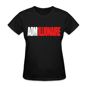 Jay Park - AOM1LLIONAIRE (Red) - Women's T-Shirt