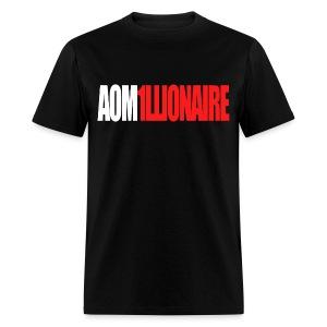 Jay Park - AOM1LLIONAIRE (Red) - Men's T-Shirt