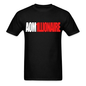 Jay Park - AOM1LLIONAIRE (Red) - Men's T-Shirt