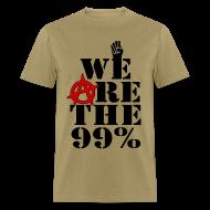 T-Shirts ~ Men's T-Shirt ~ The 99%