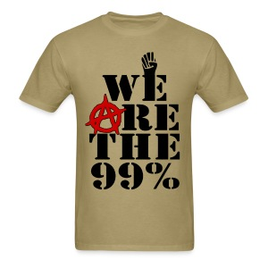The 99% - Men's T-Shirt