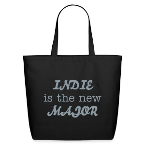 Indie Tote Bag - Eco-Friendly Cotton Tote
