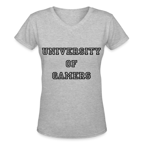 U.G - Women's V-Neck T-Shirt