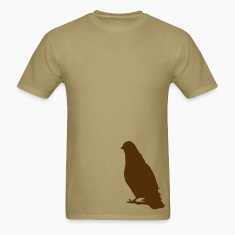 Valentines Dove male 1c T-Shirts