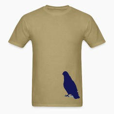 Valentines Dove male 2c T-Shirts