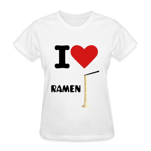 Ramen Noodles - Women's T-Shirt