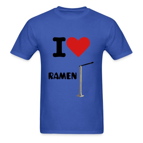 Ramen Noodles - Men's T-Shirt