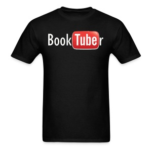 BookTuber Men's T-shirt  - Men's T-Shirt