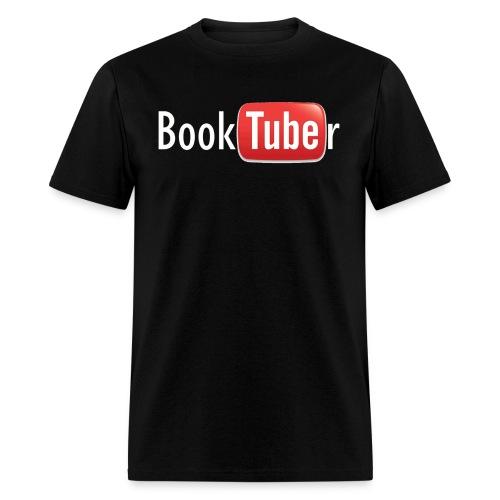 BookTuber Men's T-shirt  - Men's T-Shirt