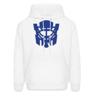 Hoodies ~ Men's Hoodie ~ Optimus Reim Remix