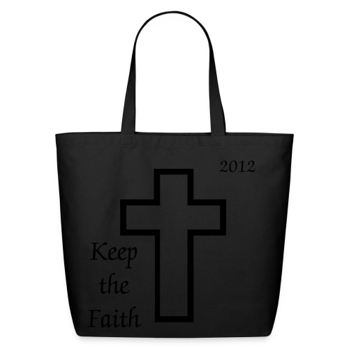 2012 Faith - Eco-Friendly Cotton Tote