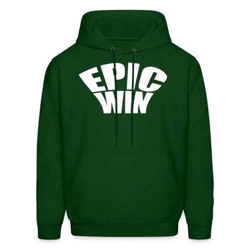 Epic Hoodie - Winning Edition  - Men's Hoodie