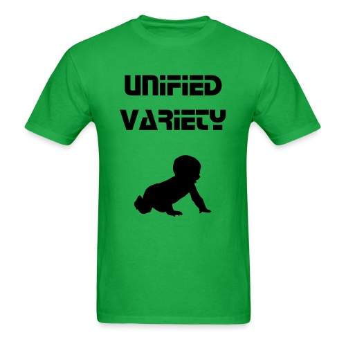 Unified Variety-Baby - Men's T-Shirt