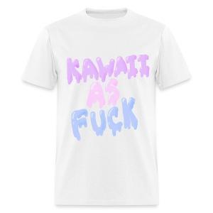 kawaii as fuck - Men's T-Shirt
