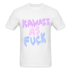 kawaii as fuck - Men's T-Shirt