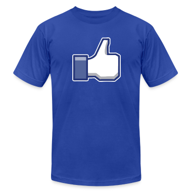 like facebook T-Shirts
