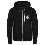 Zip Hoodies & Jackets ~ Unisex Fleece Zip Hoodie by American Apparel ~ Article 8806655