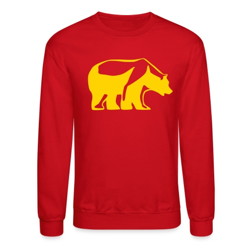 Bear Crew-Neck - Crewneck Sweatshirt