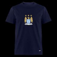 T-Shirts ~ Men's T-Shirt ~ Manchester City Crest