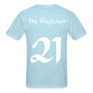 T-Shirts ~ Men's T-Shirt ~ David Silva - 21 - The Magician