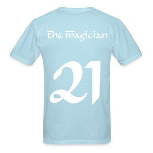 David Silva - 21 - The Magician - Men's T-Shirt