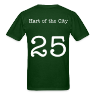 T-Shirts ~ Men's T-Shirt ~ Joe Hart - 25 - Hart of the City