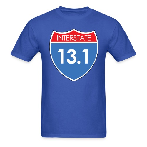 Half Marathon T-shirt - Men's T-Shirt