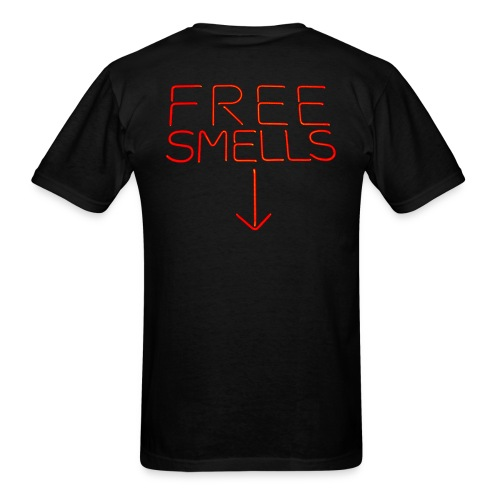 FREE SMELLS - Men's T-Shirt