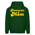 Awesome Mom Hoodies