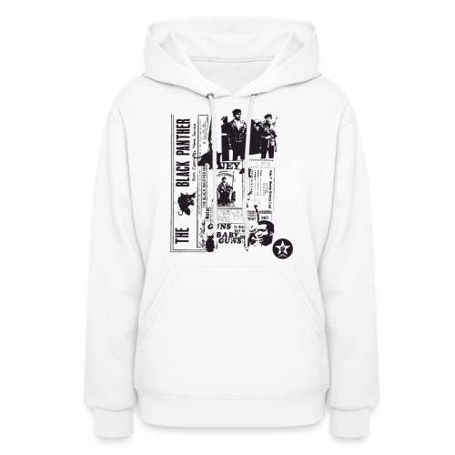 The Black Panther - Women's Hoodie